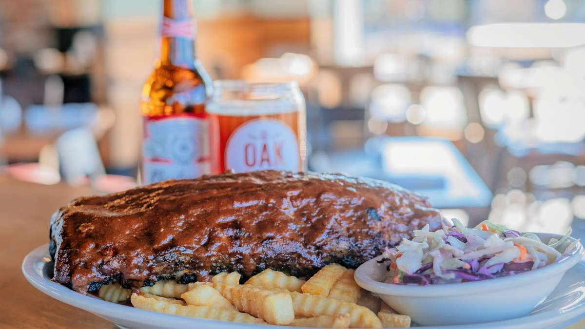 OBT* Baby Back Ribs