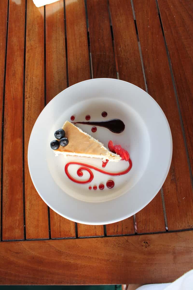 Casbah Cheesecake