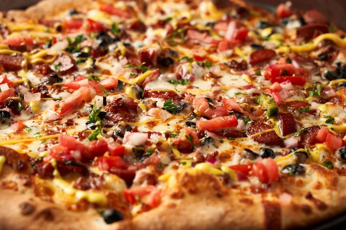 Sonoran Pizza