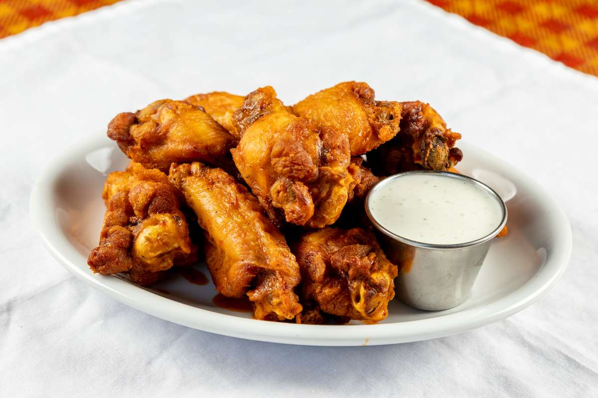 Chicken Wings (6)