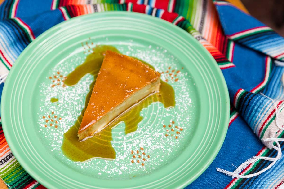 Letty's Homemade Flan