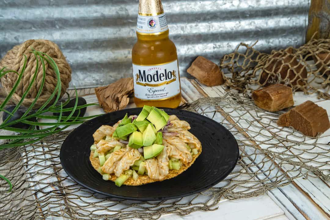 Tostada De Aguachile