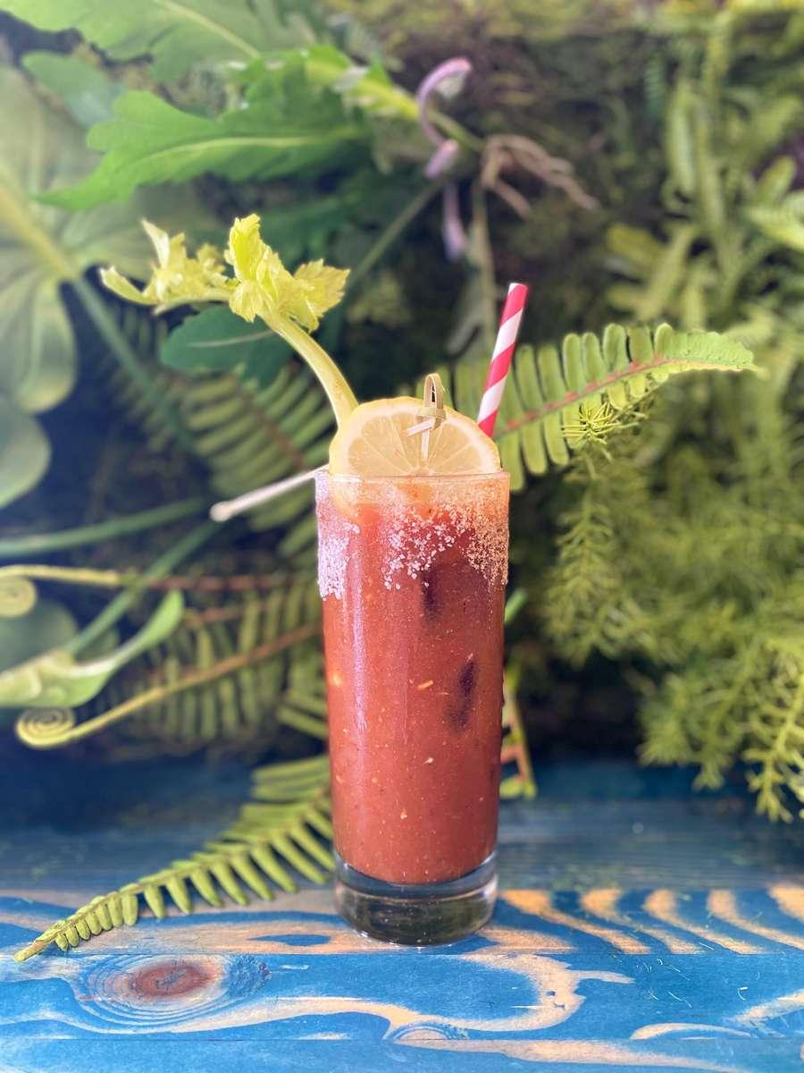 House Jerk Bloody Mary