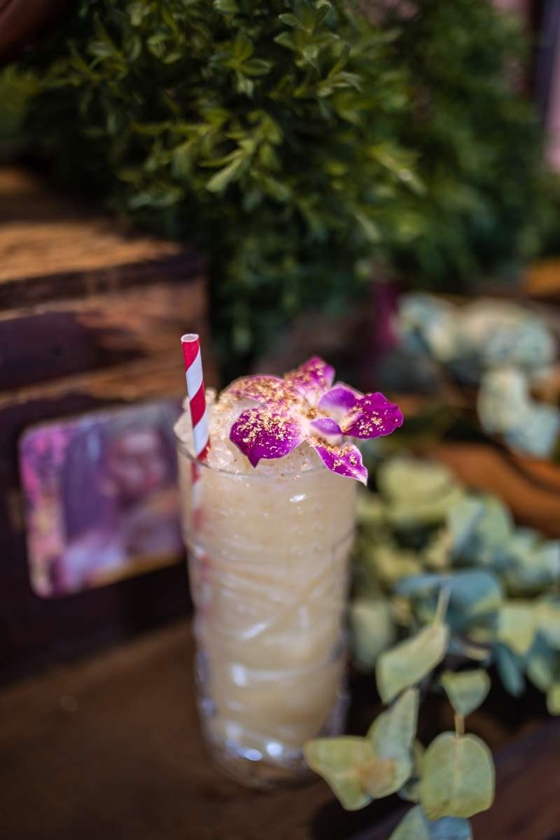 The Coconut Club Cocktail