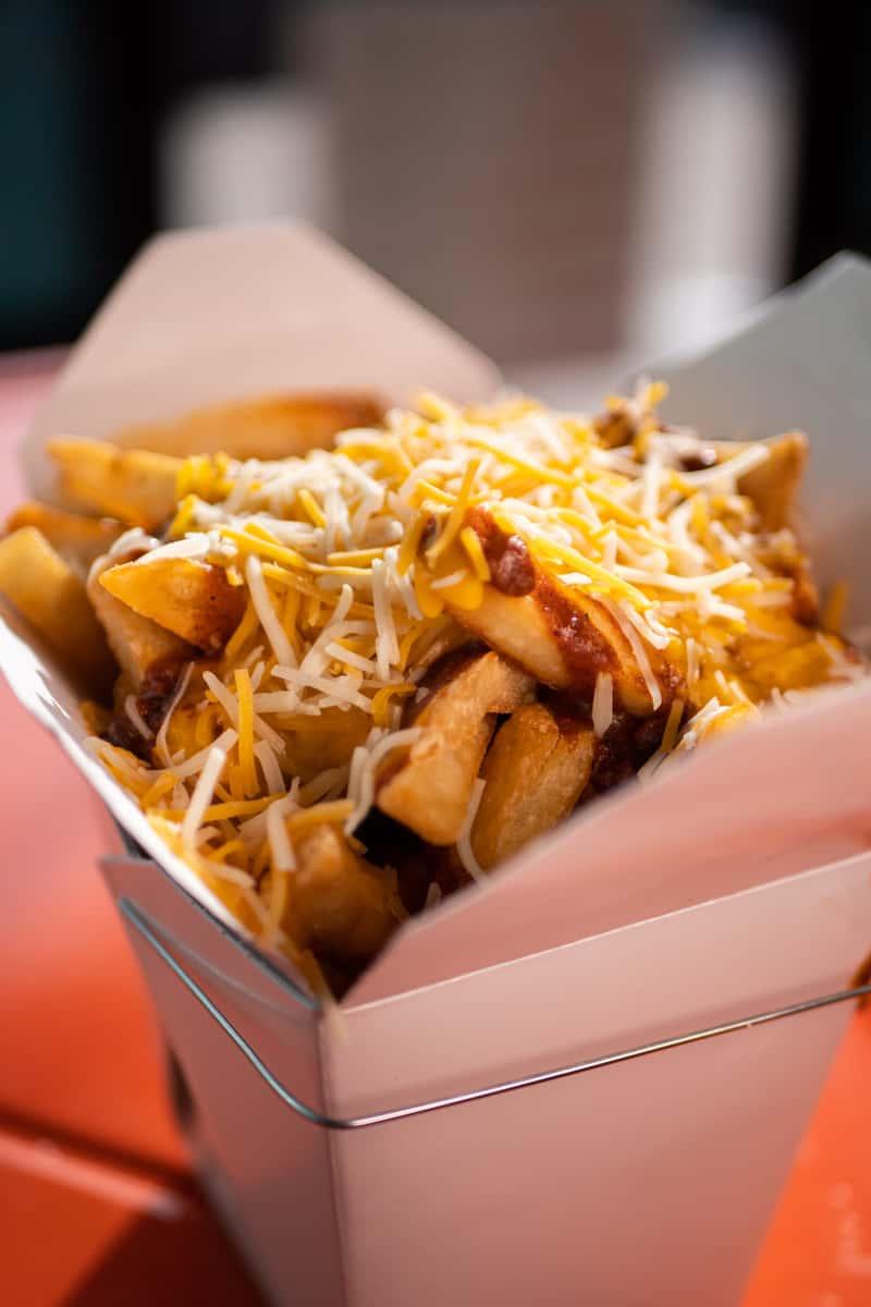 Friskie Fries