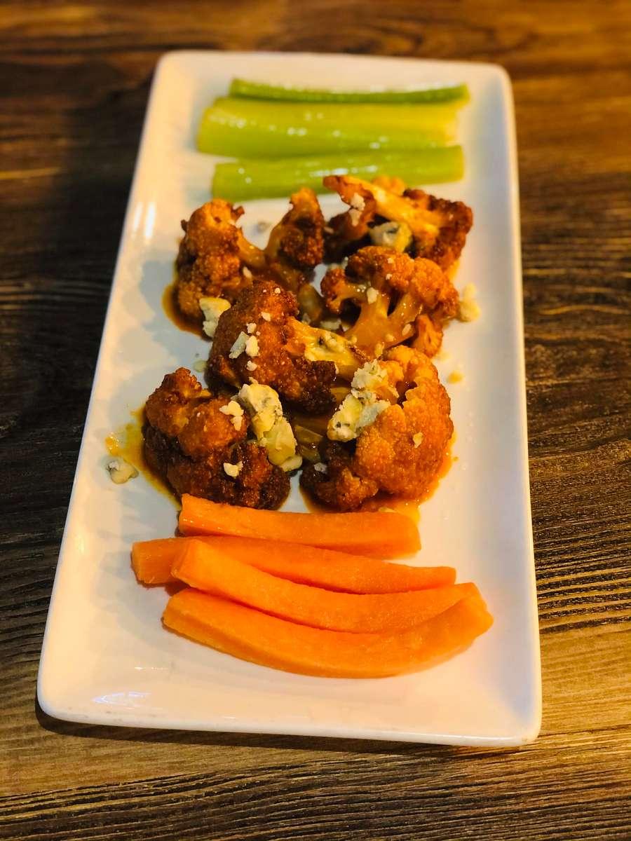 Buffalo Cauliflower (V)