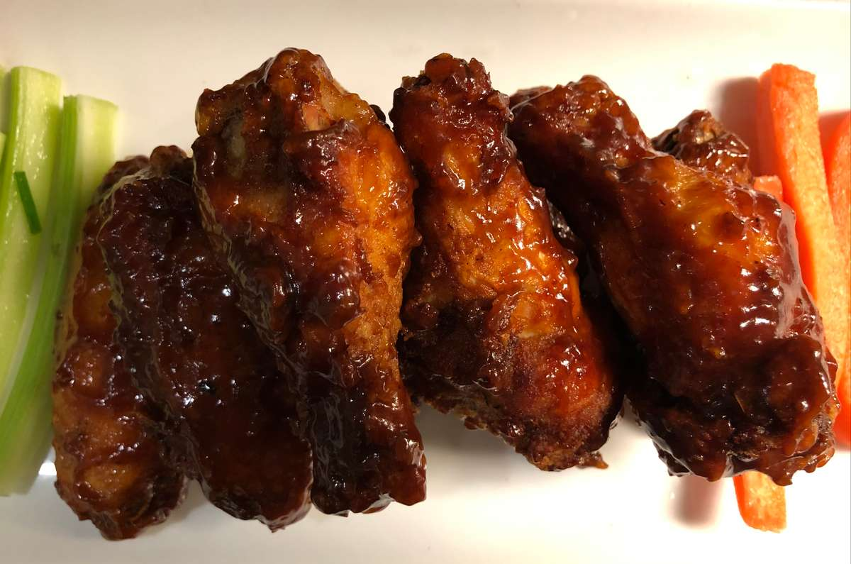 Ginger Monkey Wings