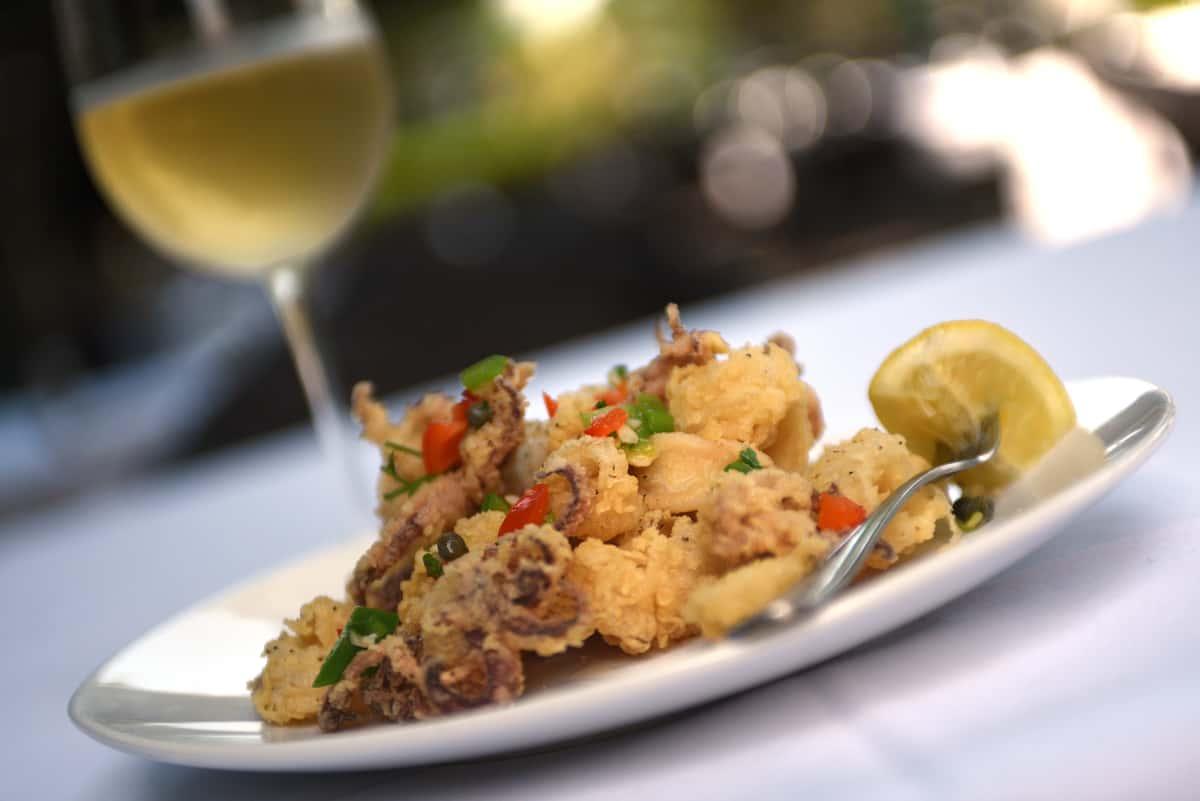 Crispy Calamari