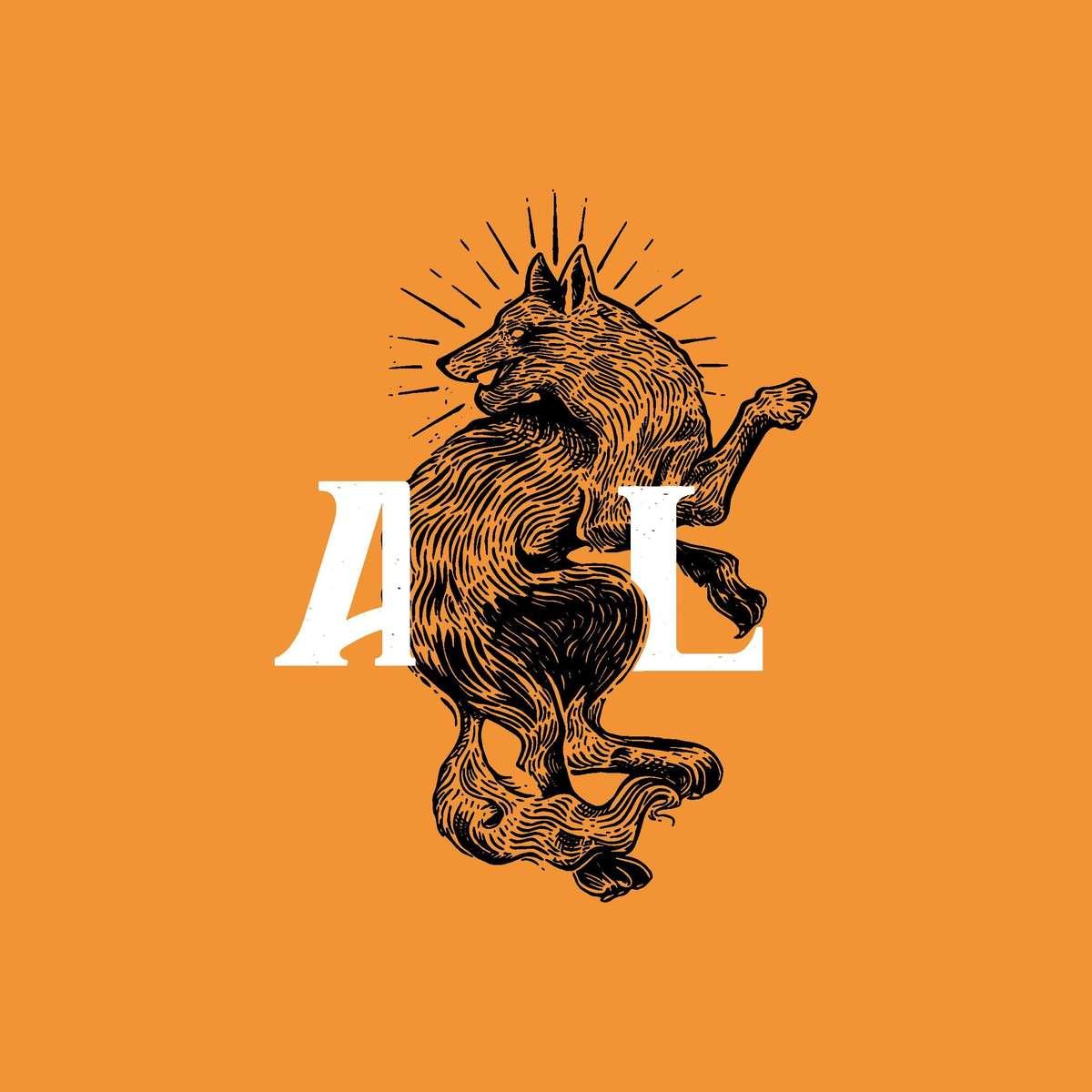 Antiguo Lobo Logo