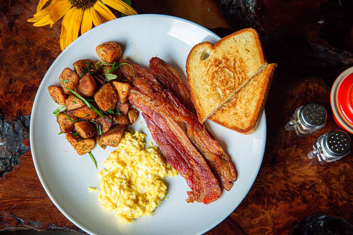 Classic Breakfast Plate*
