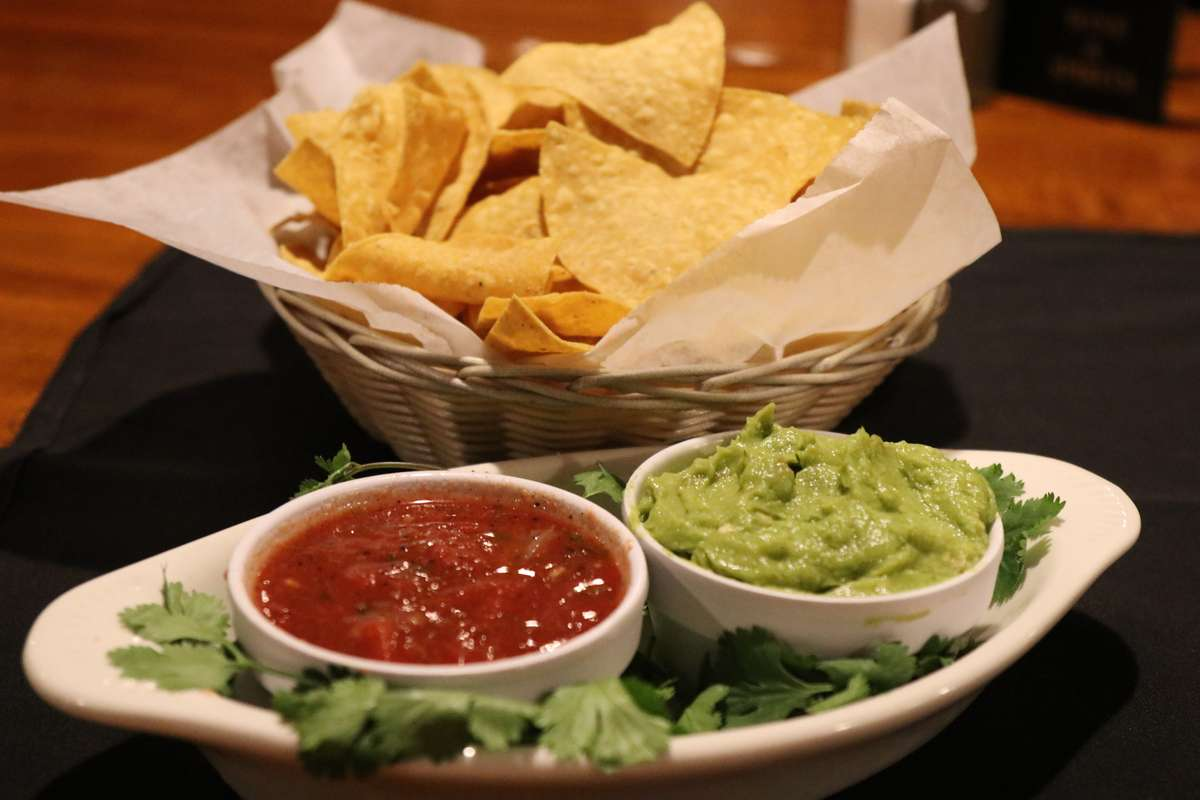 Warm Handcut Chips