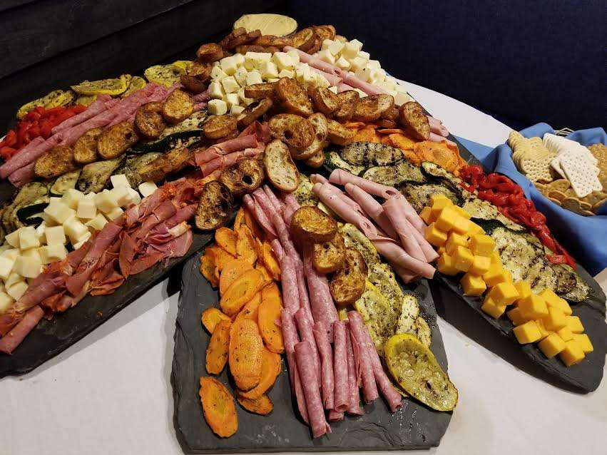 Antipasto Table Function