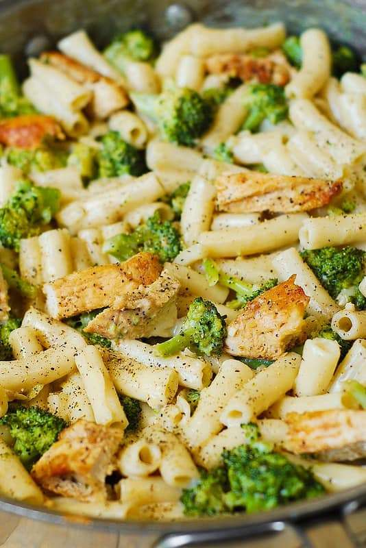 Chicken & Broccoli Family Meal Deal