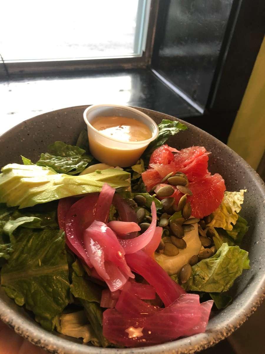 Yucatan House Green Salad