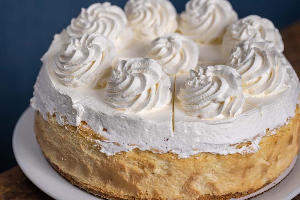 Plain Cheesecake