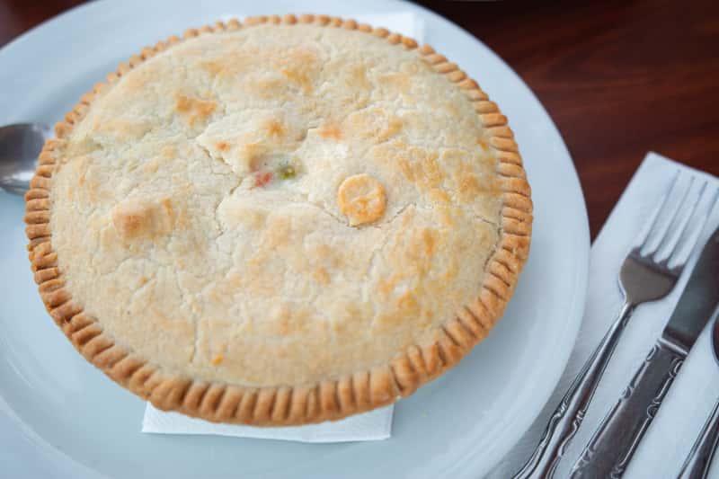 Homemade Chicken or Turkey Pot Pie