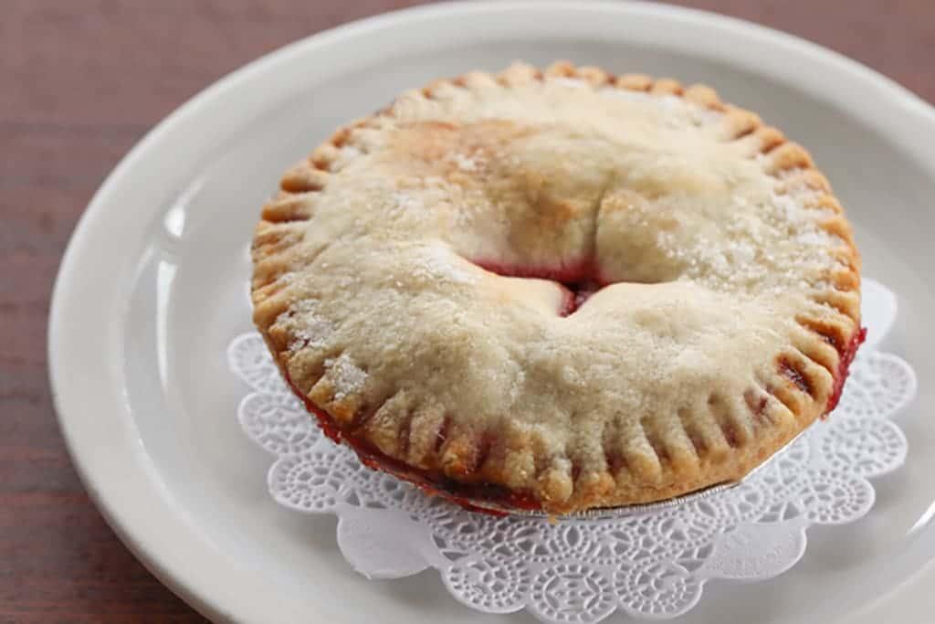 Cherry Personal Pie