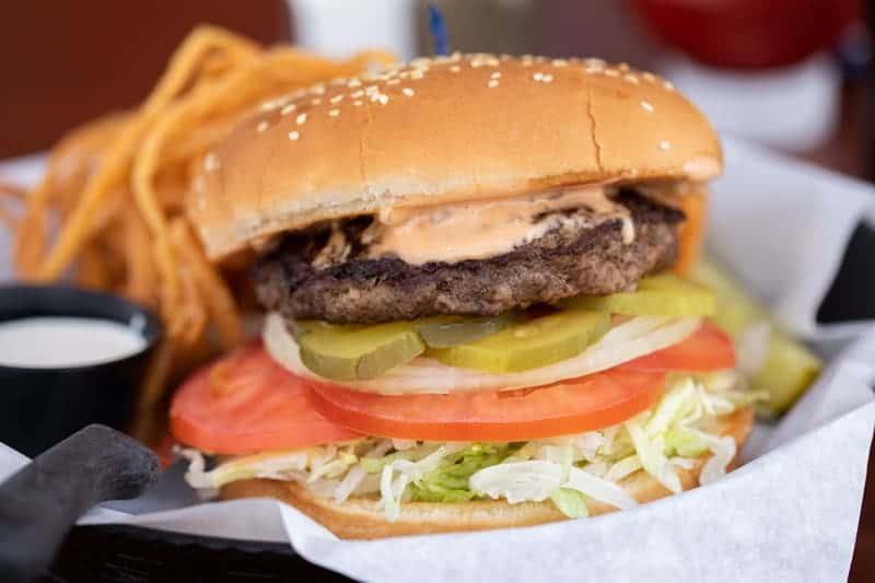 1/2 lb. Hamburger