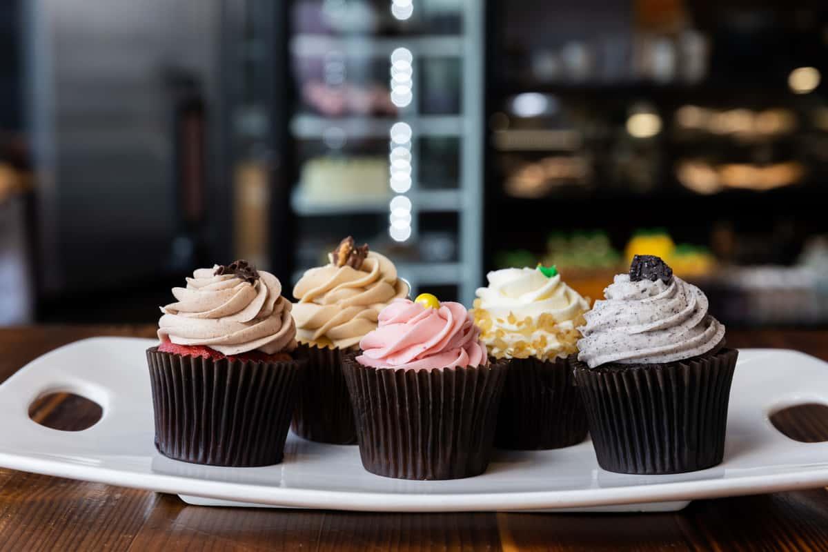 Cupcakes (selection varies)