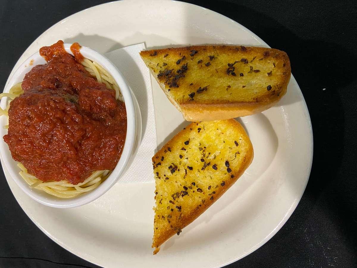 Kids Spaghetti & Meatballs