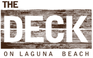 The Deck on Laguna Beach logo