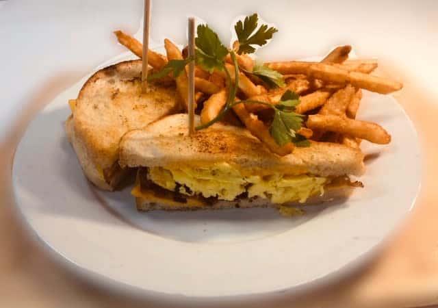 Breakfast Sandwich