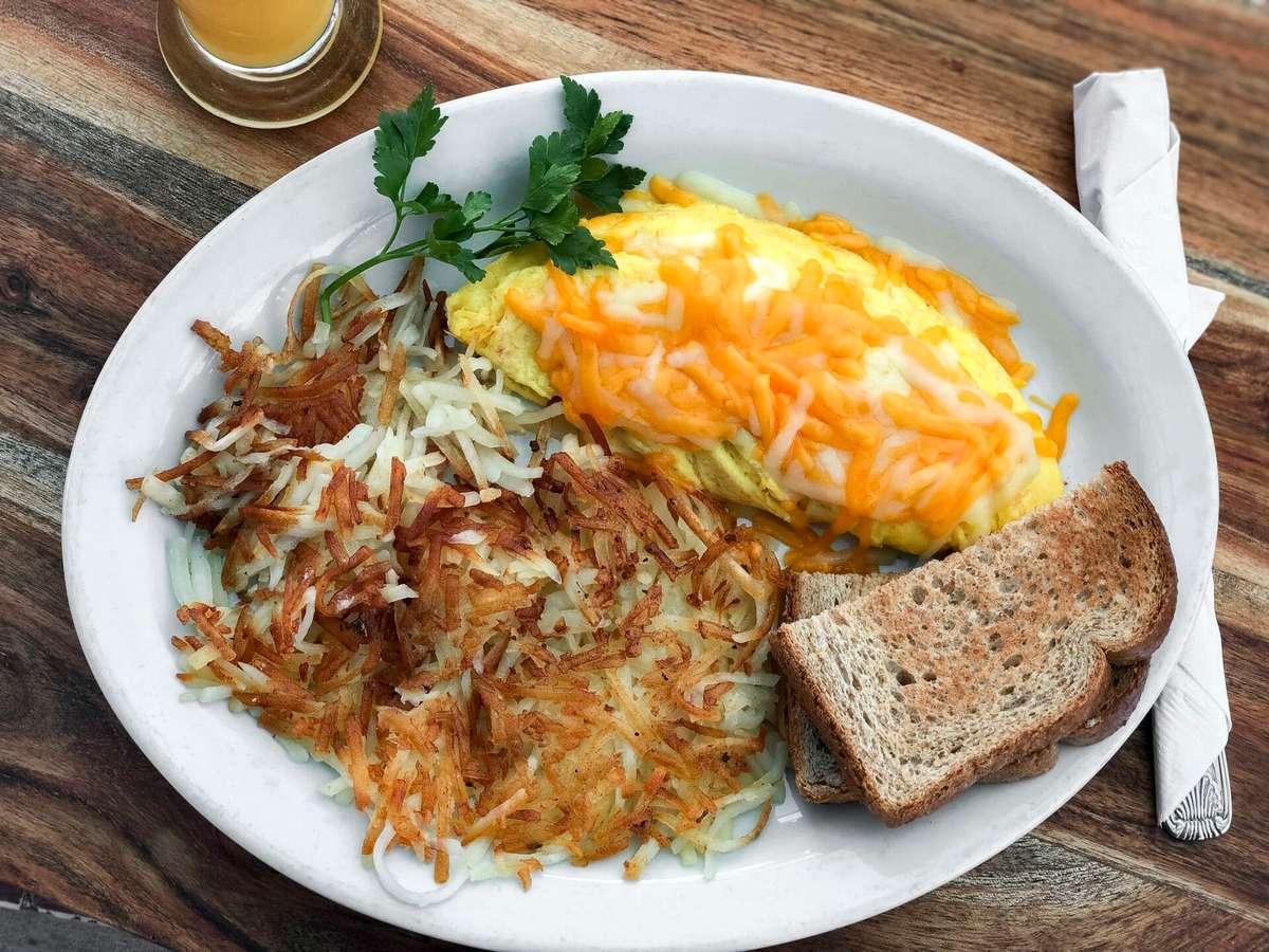 Omelette Oasis