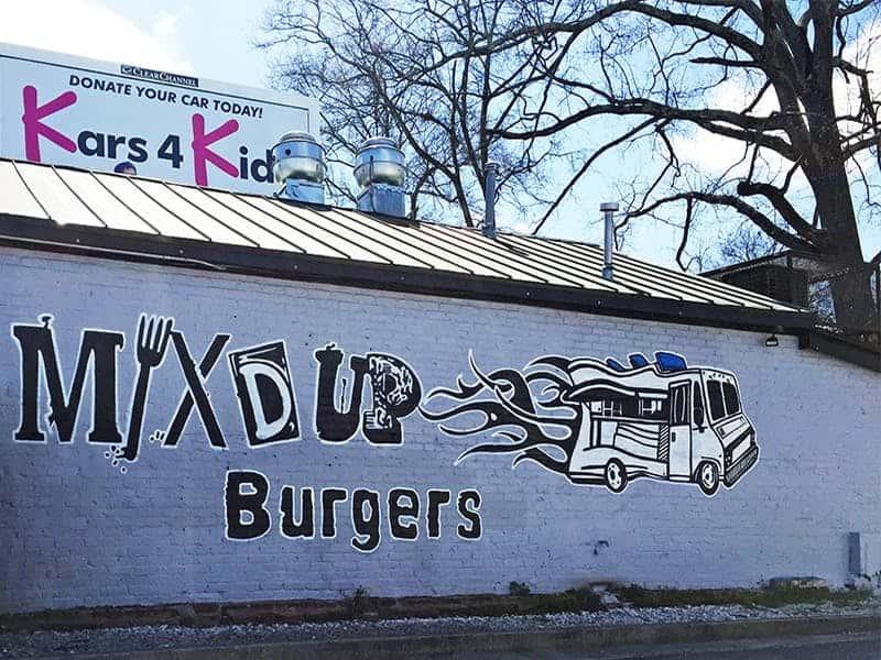 Mix'D Up Burgers