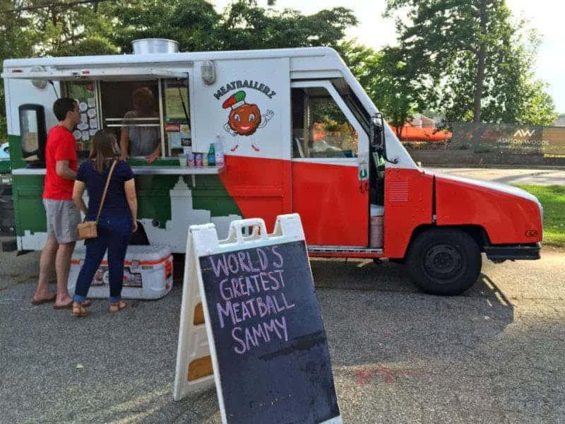 Meatbellerz food truck