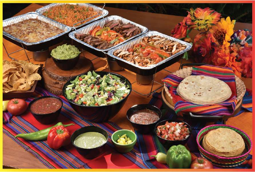 Fiesta Express Fajita Meal