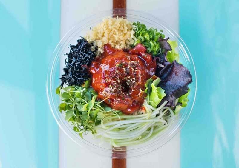 Spicy Noodle Tuna