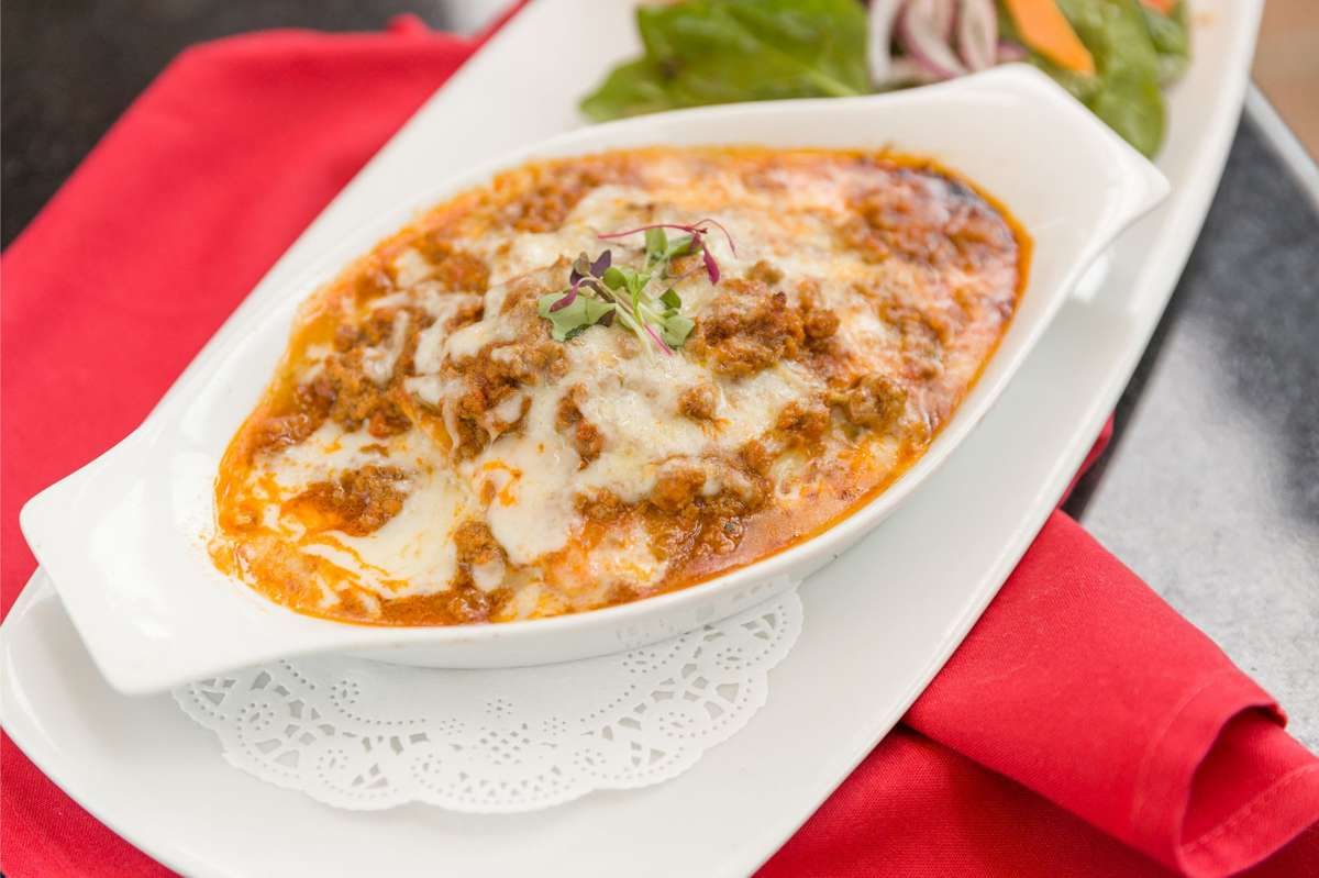 Pasticcio De Lasagna Al Forn
