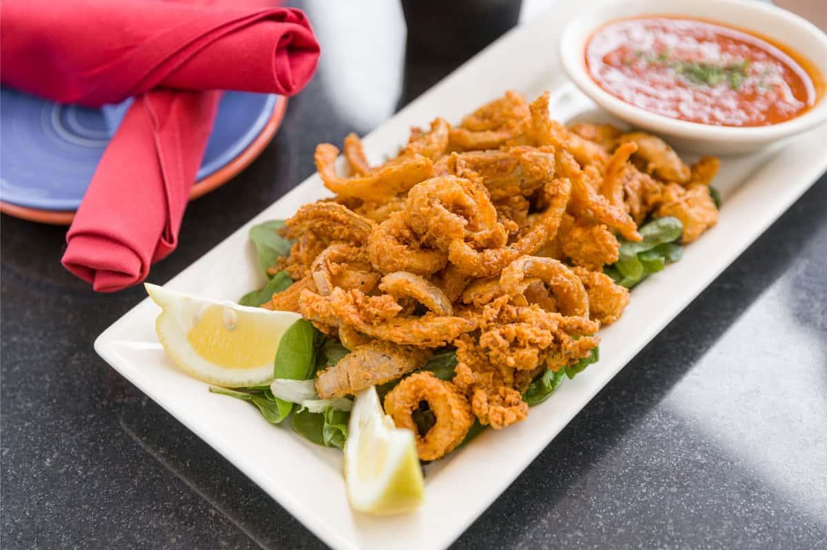 Frito de Calamari
