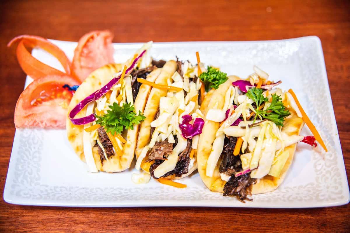 Braised Short Rib Tacos