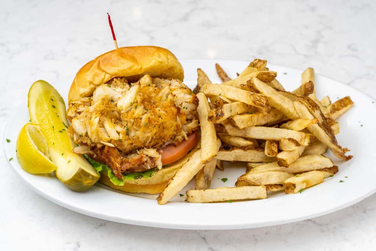 Chesapeake Crab Cake