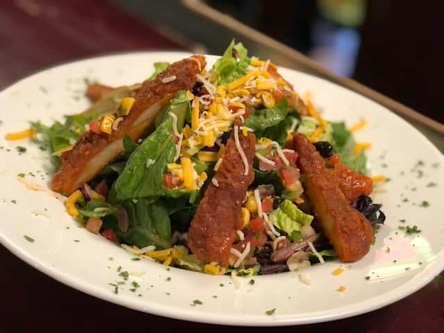 Buffalo Salad