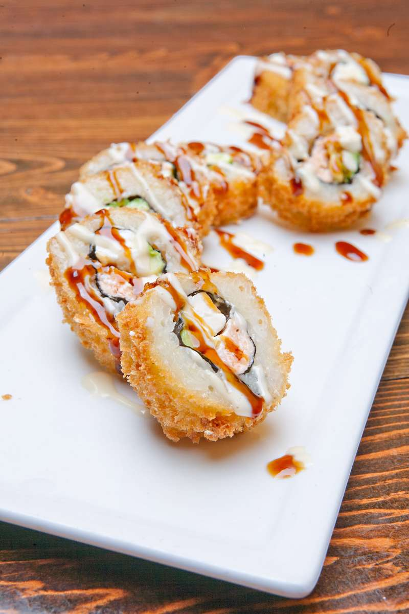Fried Philly Roll