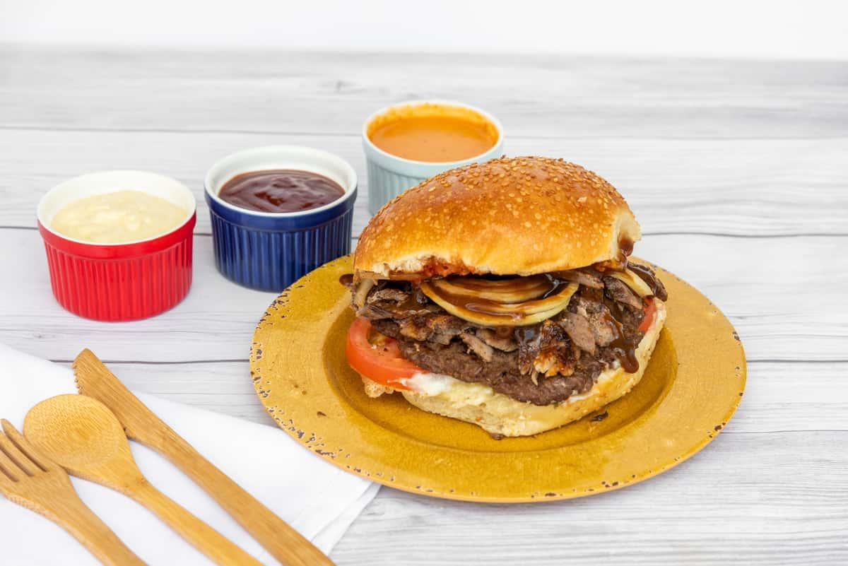Aladin Burger