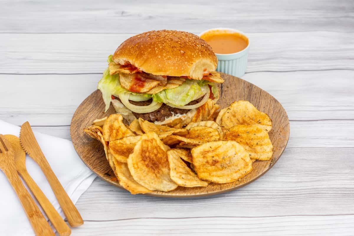 AL-Harthiya Burger