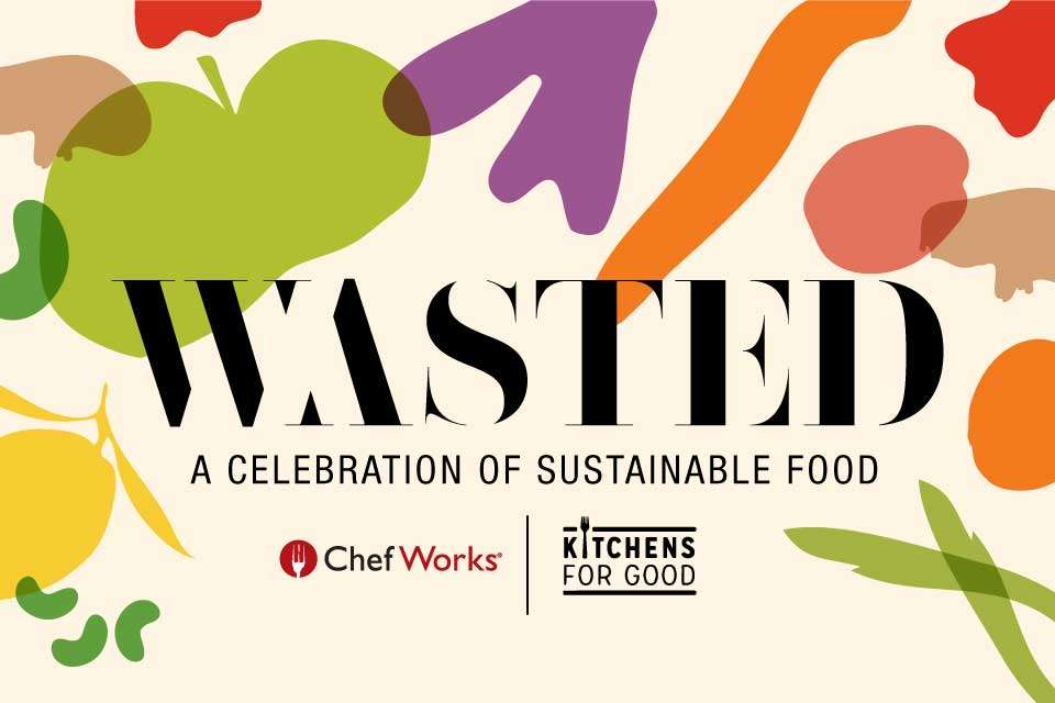 Wasted: A celebration of sustainable food