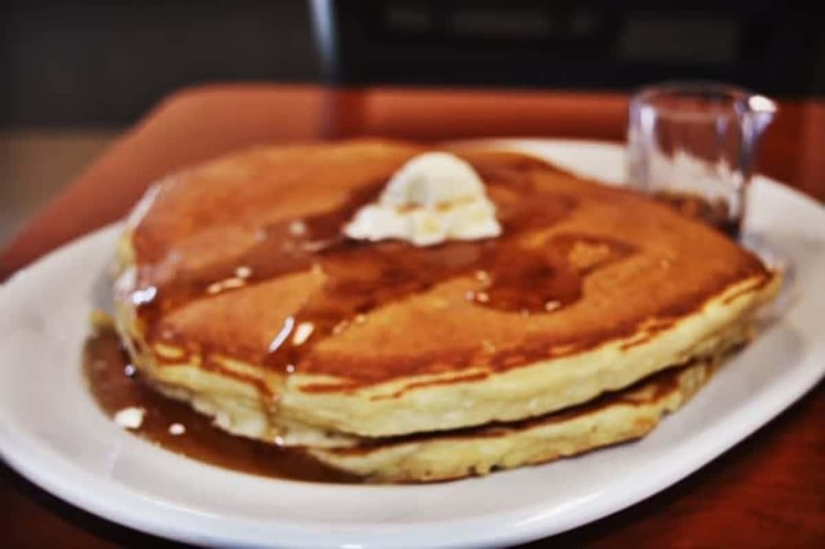 Real Buttermilk Pancakes