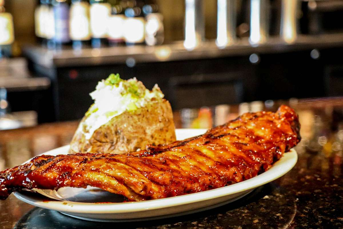 R Place Baby Back Ribs