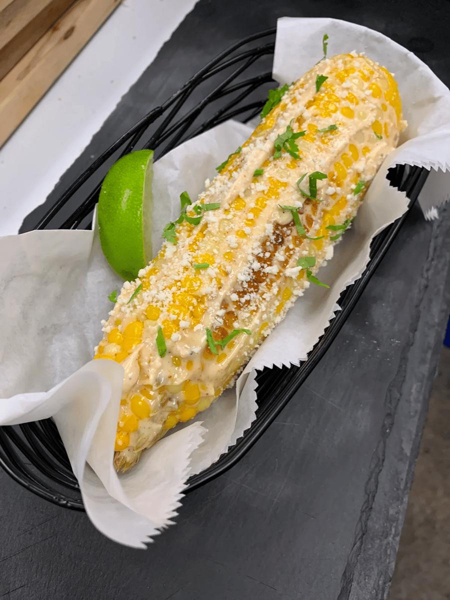 elote corn