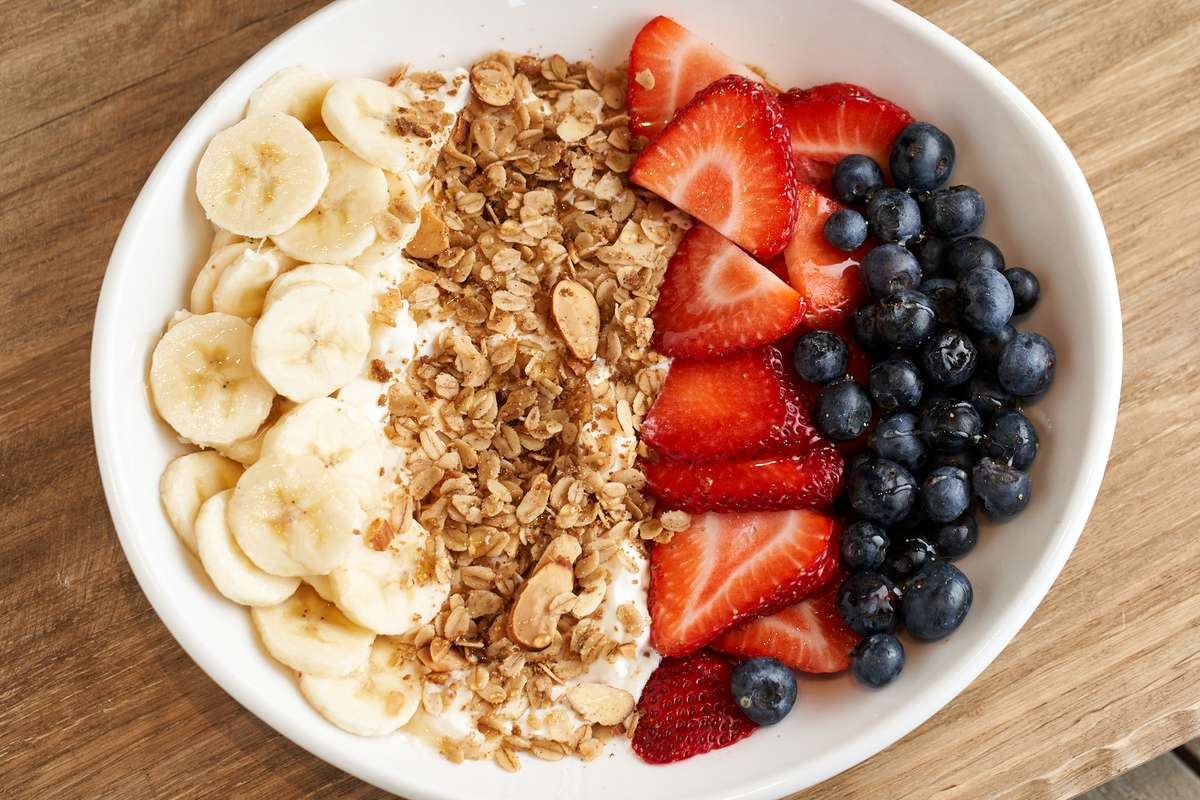 Breakfast Bowl Parfait