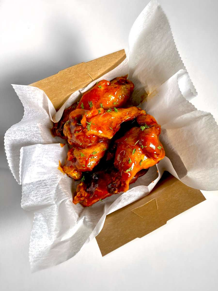 Sweet Heat Wings