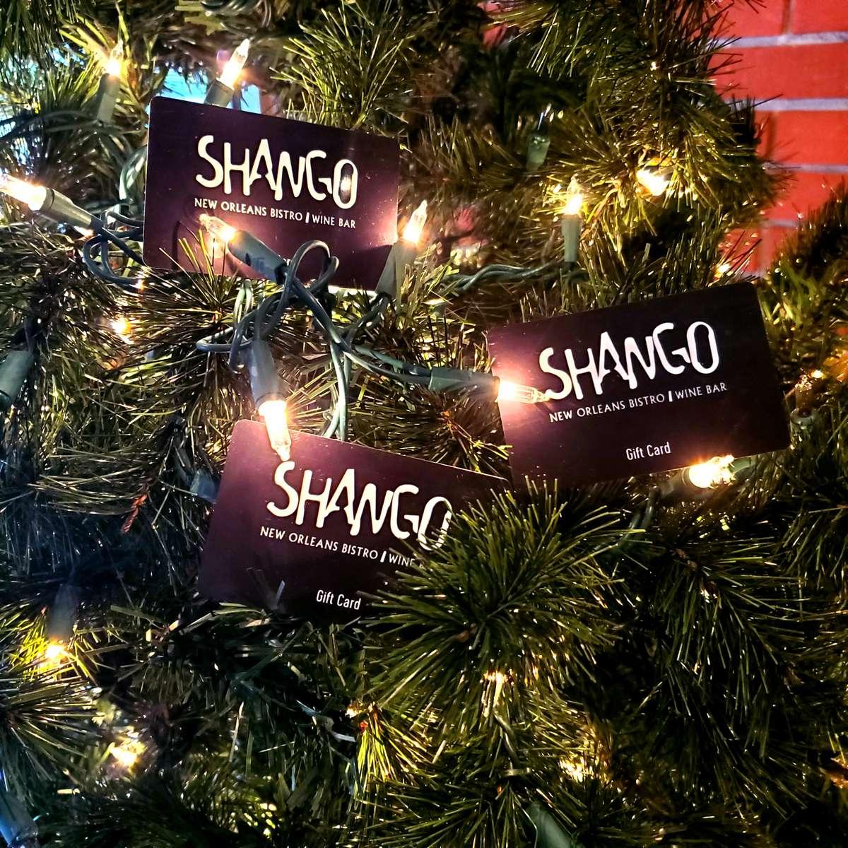 Gift Card Tree