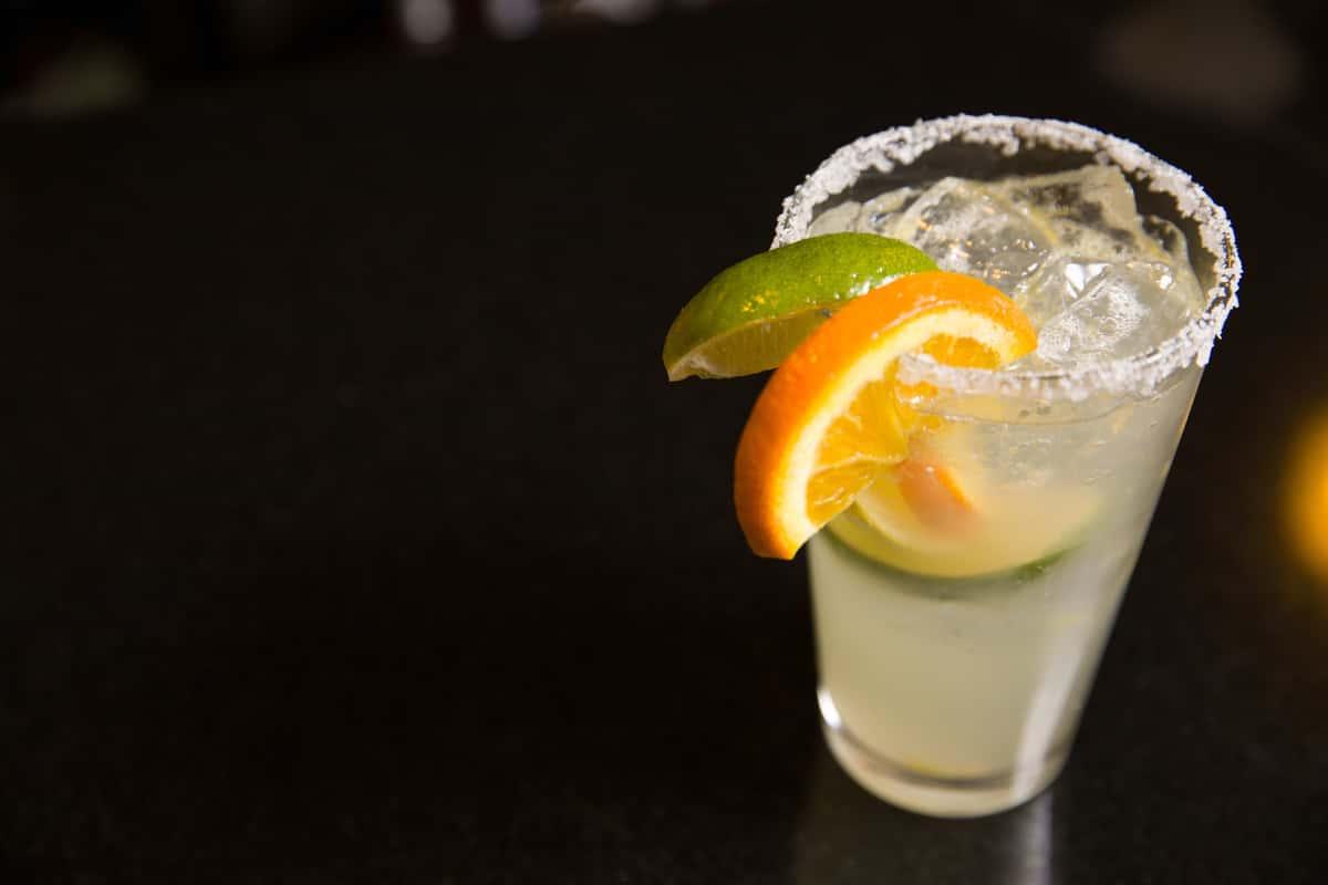 Silver Shaker Margarita