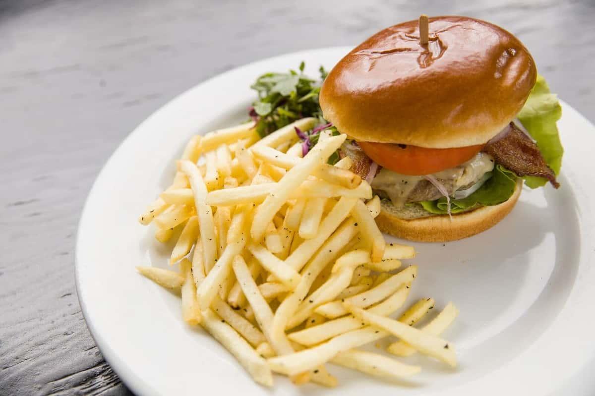 The Manhattan Burger
