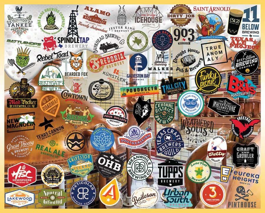 Texas Craft Beer Puzzle