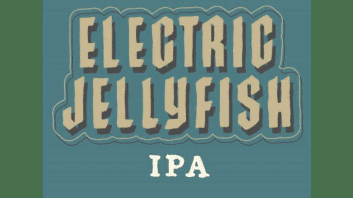 13. Electric Jellyfish IPA 6.5% | 65 IBU